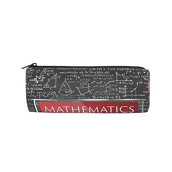 Ahomy Estuches para lápices de fórmula matemática bolsa de ...