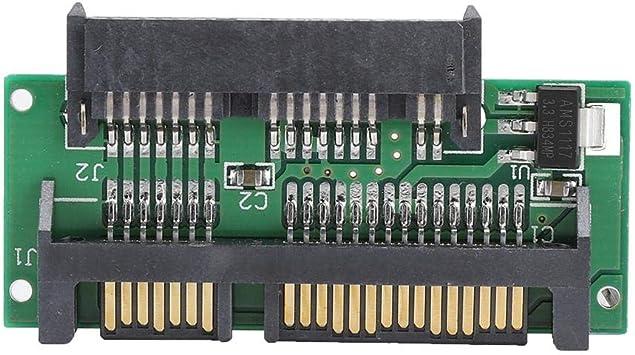 Bewinner El Adaptador Micro SSD Convierte 1.8 3.3v SATA (16 Pin ...