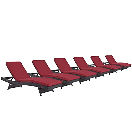 Great new summary of Modway EEI-2430-EXP-RED-SET