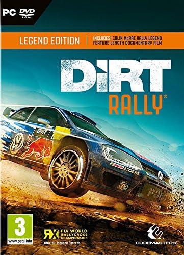 Dirt Rally - Standard Edition: Amazon.es: Videojuegos