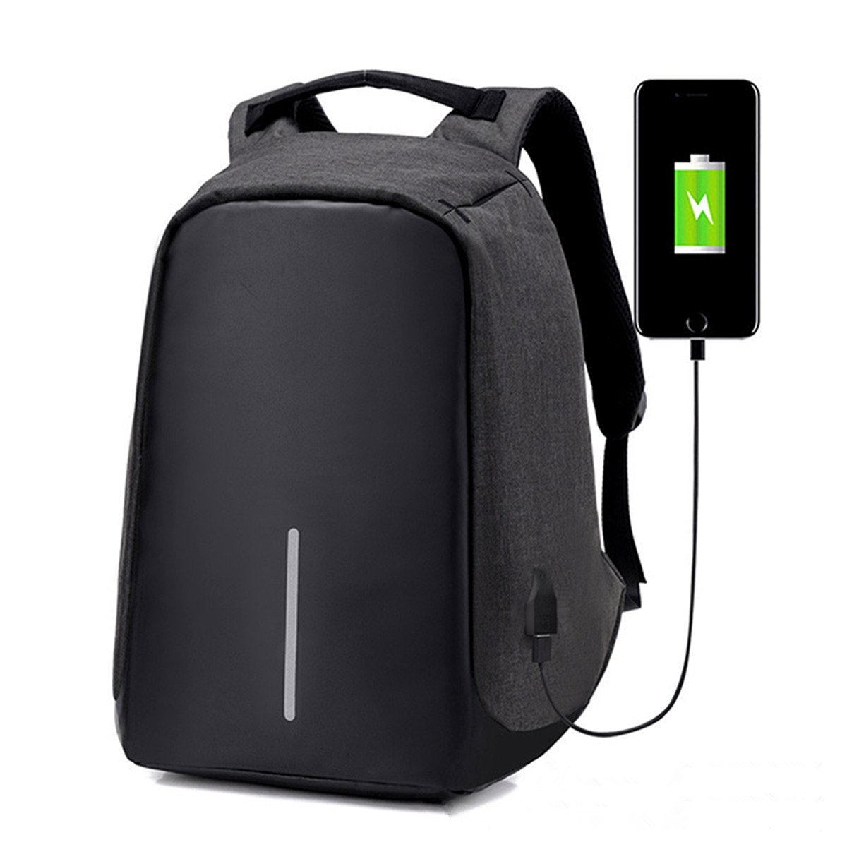 98fa601e74c6 Amazon.com: Rswsp Travel Backpack, Anti-Theft Laptop Backpack with ...