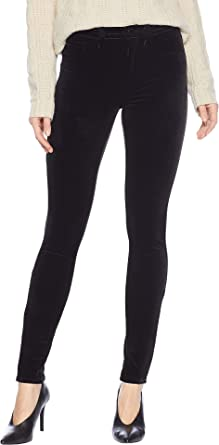 a47c13cd Blank NYC Women's The Great Jones Velvet High-Rise Skinny in The Grand Dame  at Amazon Women's Jeans store