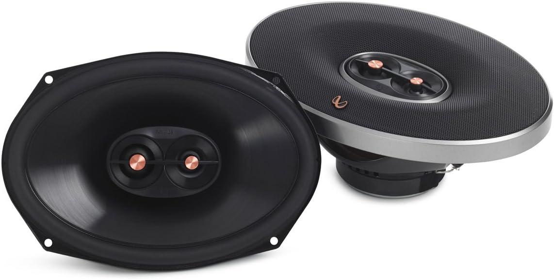 "Infinity PR9613IS 3-Way Car Speaker, 6"" x 9"",BLACK"