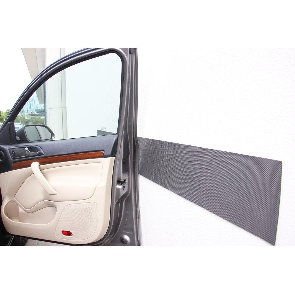 dengyue garaje pared pantalla evitar da/ños a puerta y las paredes del garaje aparcamiento espuma guardia resistencia al agua