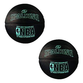Spalding NBA Street Phantom Balón de Baloncesto Oficial para ...