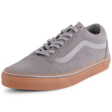 d670df28d30079 Image Unavailable. Image not available for. Color  Vans Unisex Old Skool  Frost Gray ...