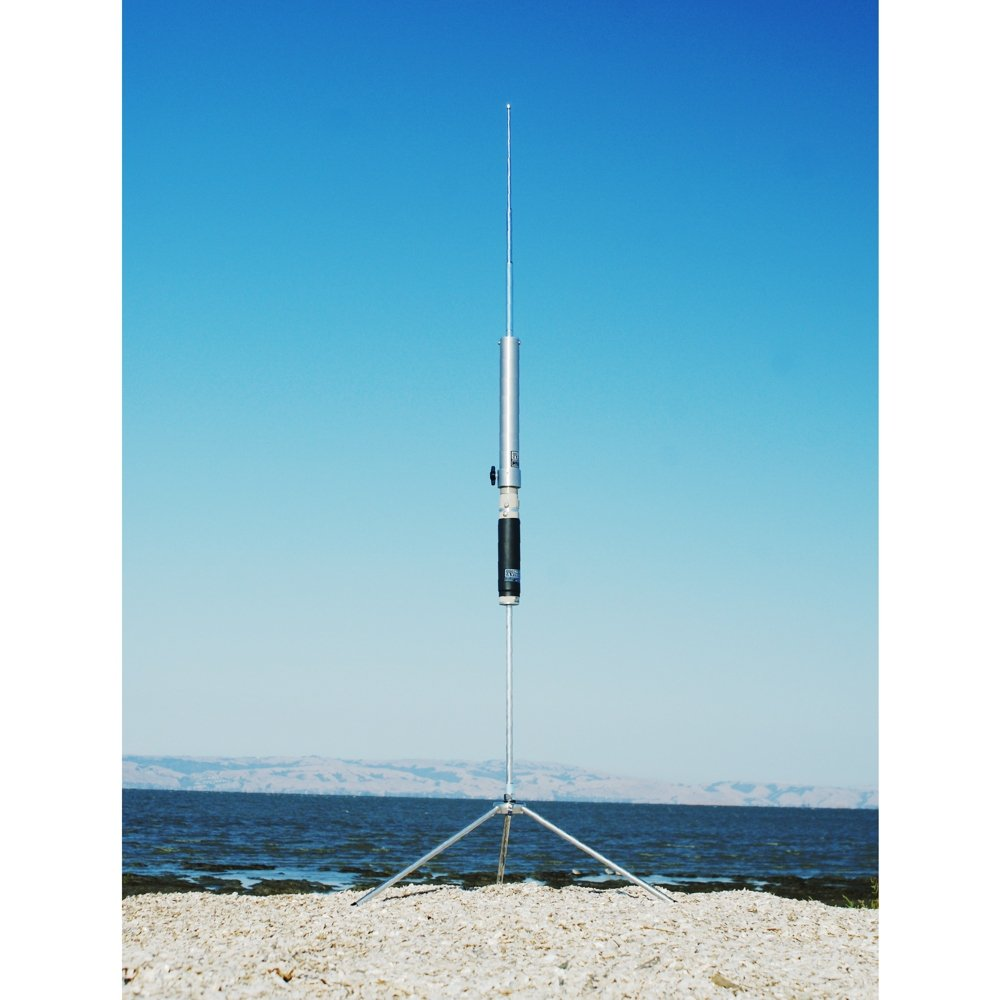 Amazon.com: Super Antenna MP1DXTR80 HF SuperWhip Tripod All Band 80m ...