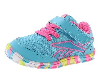 Amazon.com | Reebok Venture Flex Stride II Running Infant's Shoes Size |  Sneakers