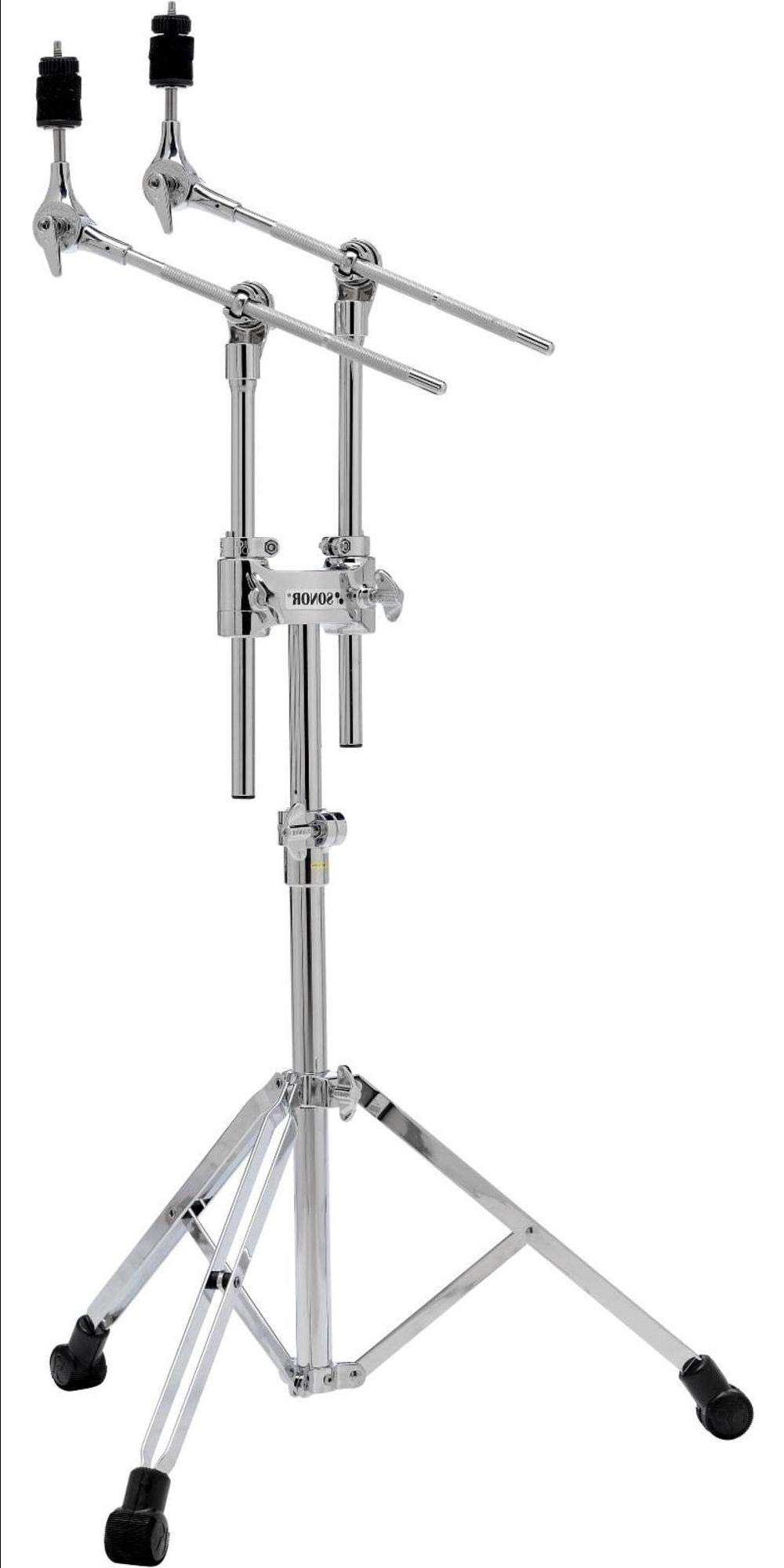 4000 Series Double Cymbal Stand