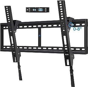 Mounting Dream Tilt TV Mount for 42-84 Inch Flat Screen TVs, Tilting TV Wall Mount Fits 16