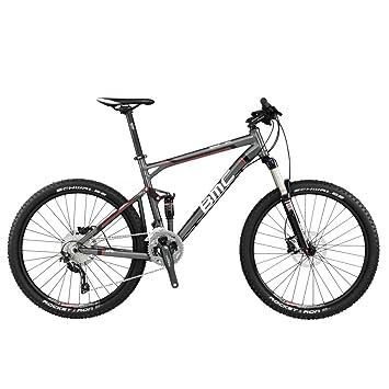 BMC speedfox SF01 MTB Full Suspension Bike Gentlemen Deore/SLX grey ...
