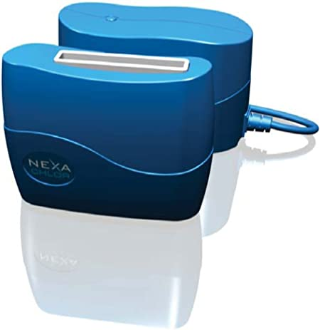 Nexa Chlor Cholrine Generator for up to 12500 gallon Pool /& Spa Timer