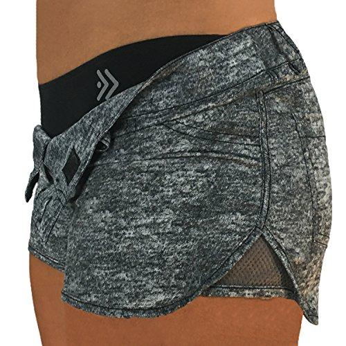 Dry Dudz Woman's Athletic Wear Featuring Woman's Boardshorts + Free Bikini Liner