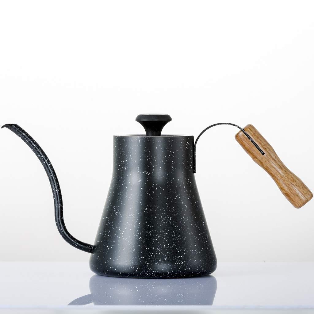 Acquisto Taoshengbujue Caffettiera a Becco D'Oca caffettiera a Mano Lunga 1200 ml Prezzi offerta