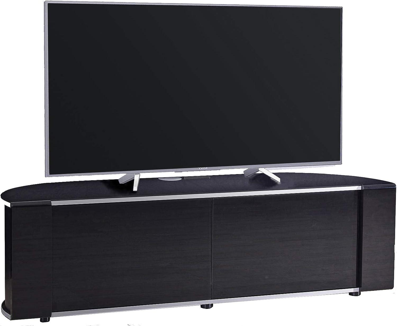MDA Designs Sirius 1600 Hybrid Black TV Cabinet
