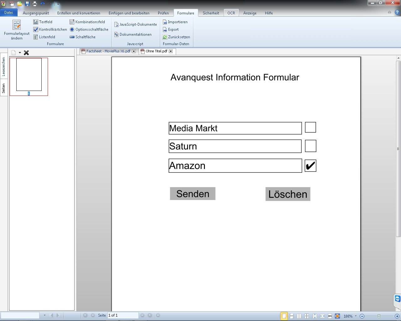 PDF Experte 8 Ultimate: Amazon.de: Software