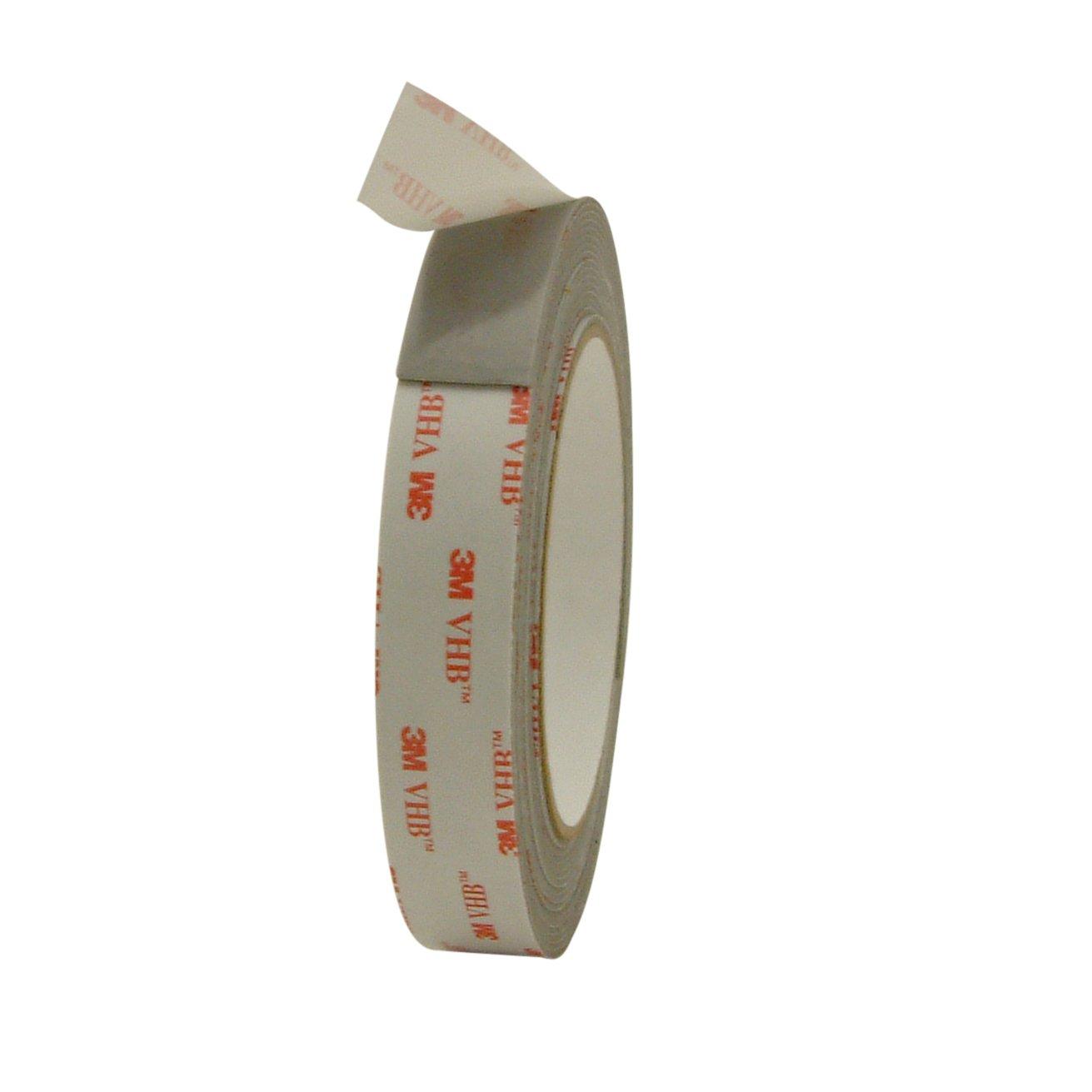 3 M VHB rp45 Double face acrylique Ruban mousse; mousse; Ruban 1.1 mm x 25 mm x 33 m 634319