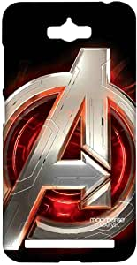 Macmerise Avengers Version 2 Sublime Case For Asus Zenfone Max
