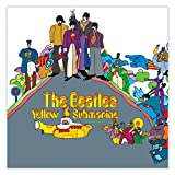 Acme Studio the Beatles Collection Limited Edition Rollerball Pen and Card Case ''Yellow Submarine''