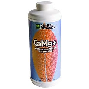 General Hydroponics GH5312 CaMg+ Plant Nutrition