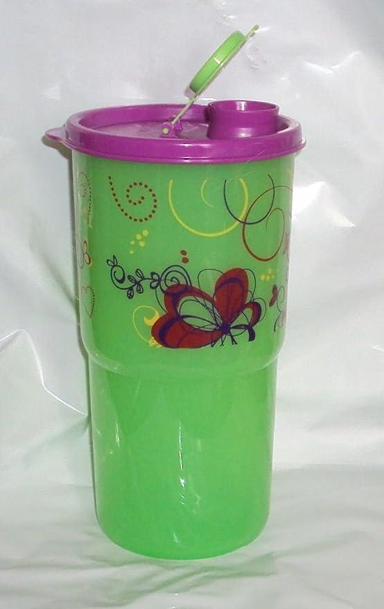 Tupperware ThirstQuake tamaño grande Mega vaso taza de viaje ...