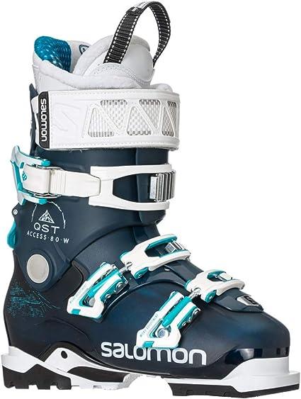 Salomon Damen Skischuh Qst Access 80 2018 Skischuhe: Amazon