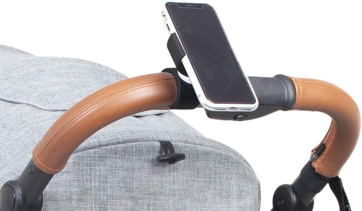 Soporte movil carrito bebe soporte movil cochecito bebe soporte movil carro bebe soporte telefono carrito soporte smartphone carrito bebe universal valido hasta 6.5