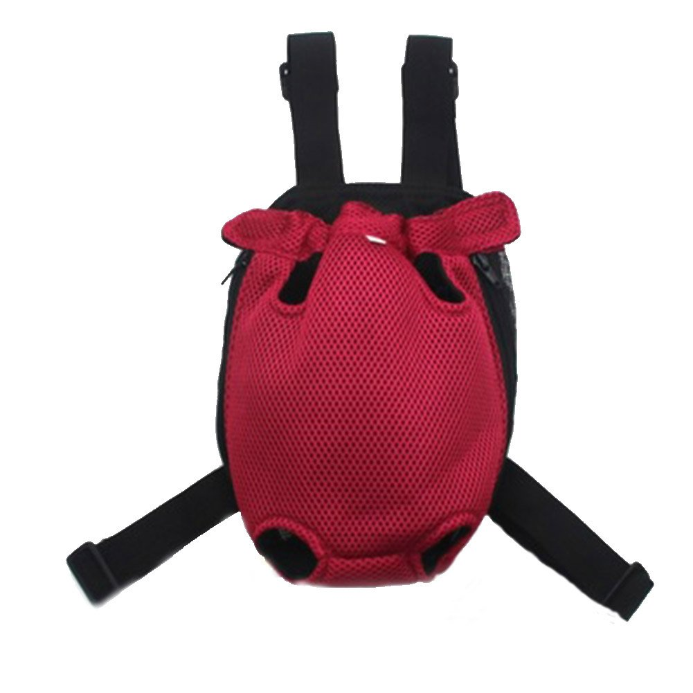 Pet Carrier Cats and Dogs Backpack Front Chest Backpack Easy-Fit for Traveling Hiking Camping