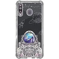 Capa Personalizada Samsung Galaxy M30 M305 - Estrelas - ST04