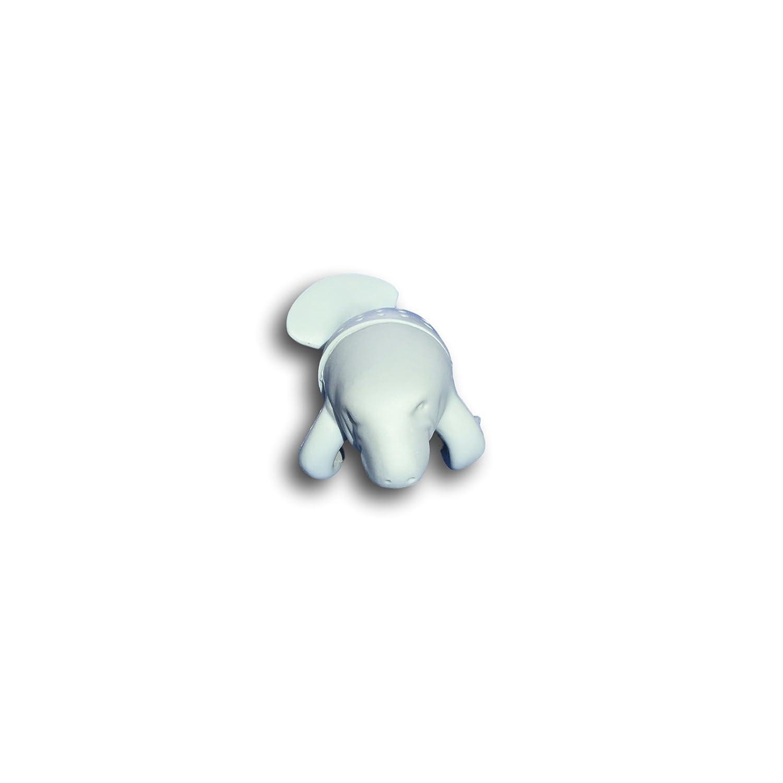 dr /Passoire /à th/é/ /Th/é/ /pour les amoureux des animaux /walro/ß de design/ /Filtre/ ekna-shop Lot de 4/boules /à th/é en silicone/
