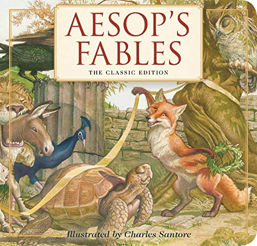Aesop's Fables: Classic Edition