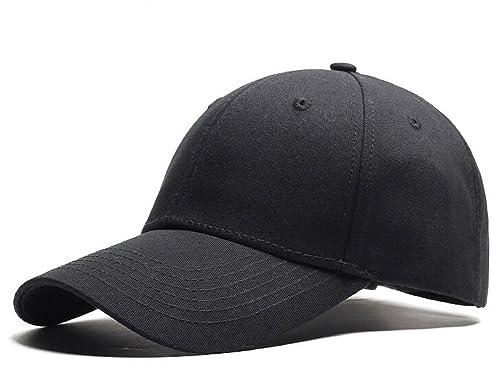 Gorra de Béisbol de Viaje Unicolor Gorra de Sombrero de Camionero de Playa Brim Sun de Golf de Depor...