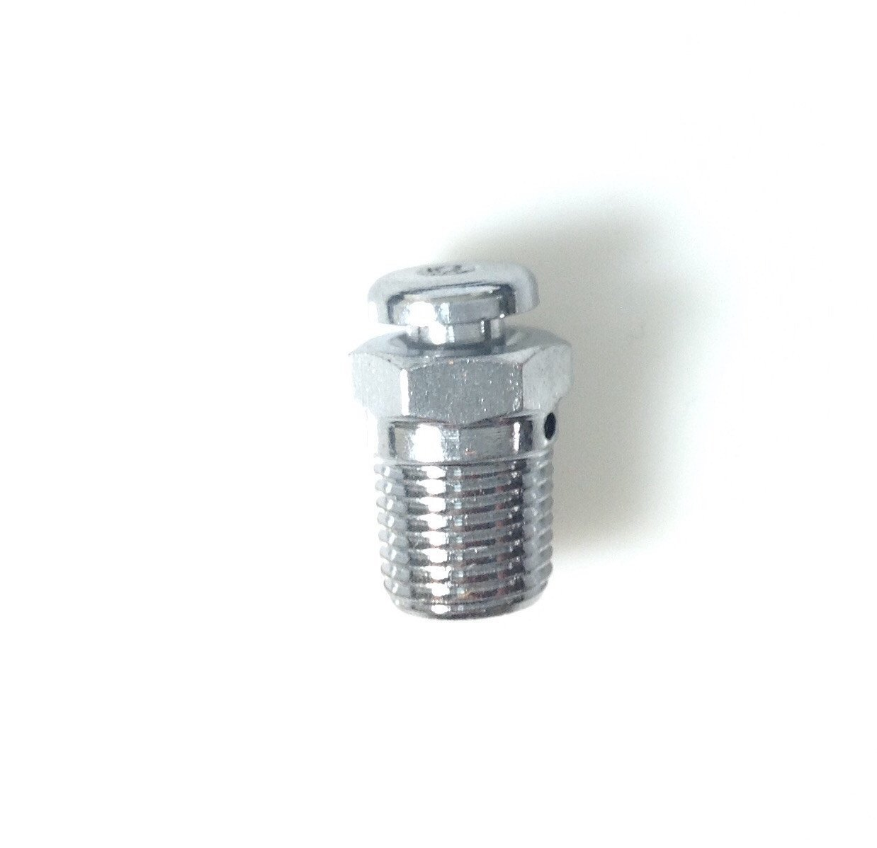 Fittings 5 pcs of 1-8 NPT Push Button Bleeder Valve - Air by Fittings