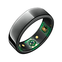 Oura Ring オーラリング Balancemodel US9 Black 『アプリ日本語対応!』