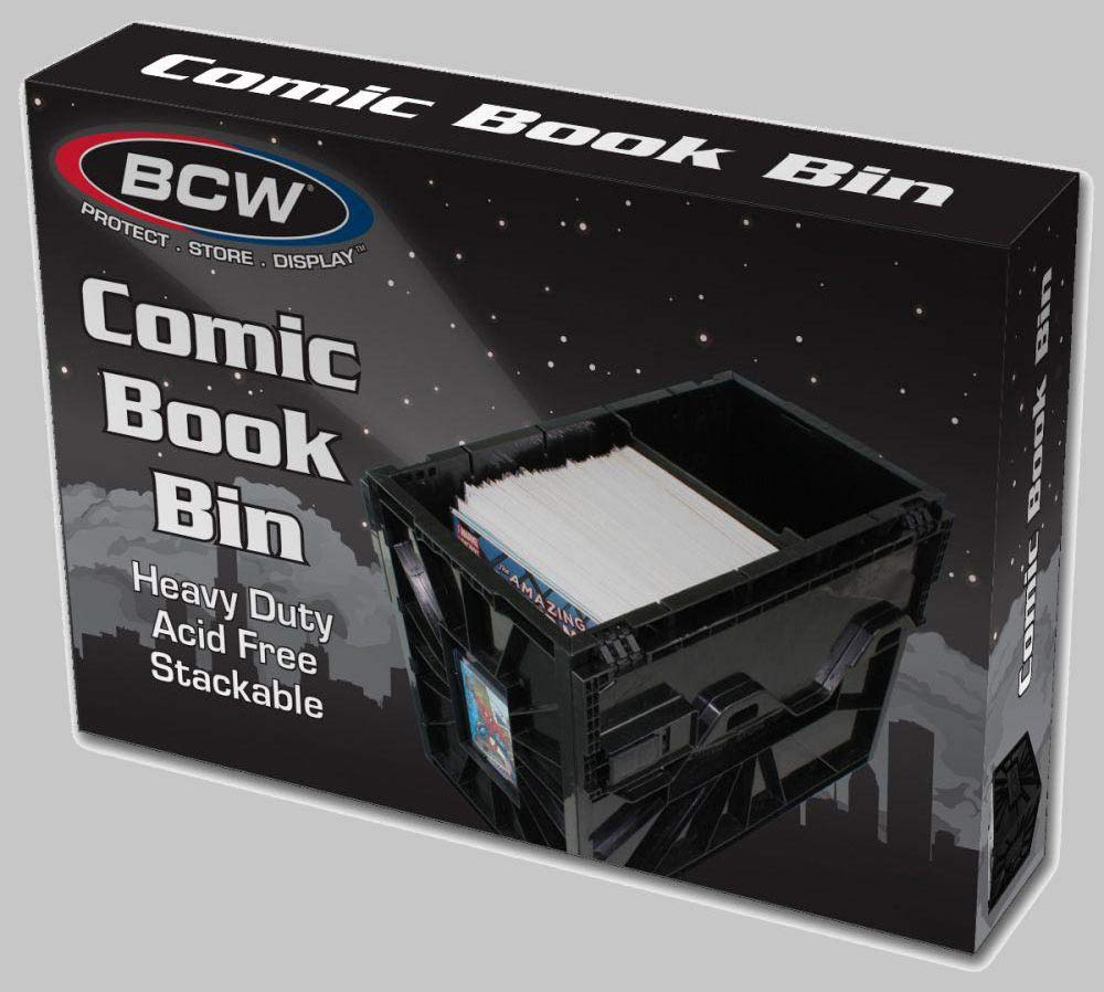"""1 Case of 1000 BCW 8 3//4/"""" Magazine Storage Poly Bags Sleeves"""