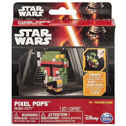 Star Wars, Pixel Pops, Boba Fett]()