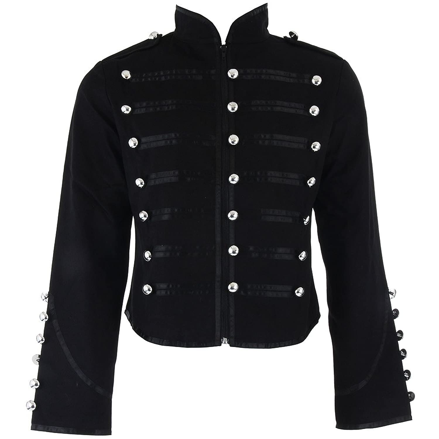 Men's Steampunk Coats, Jackets, Suits