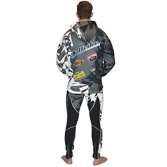 Amazon.com: Tour Coat Shattered Moto chamarra Gris PWC ...