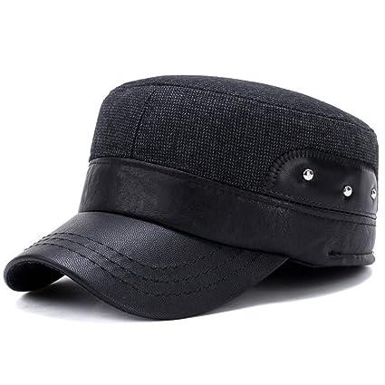 FANJIBA El Hombre del Sombrero de Invierno d687ee16f17