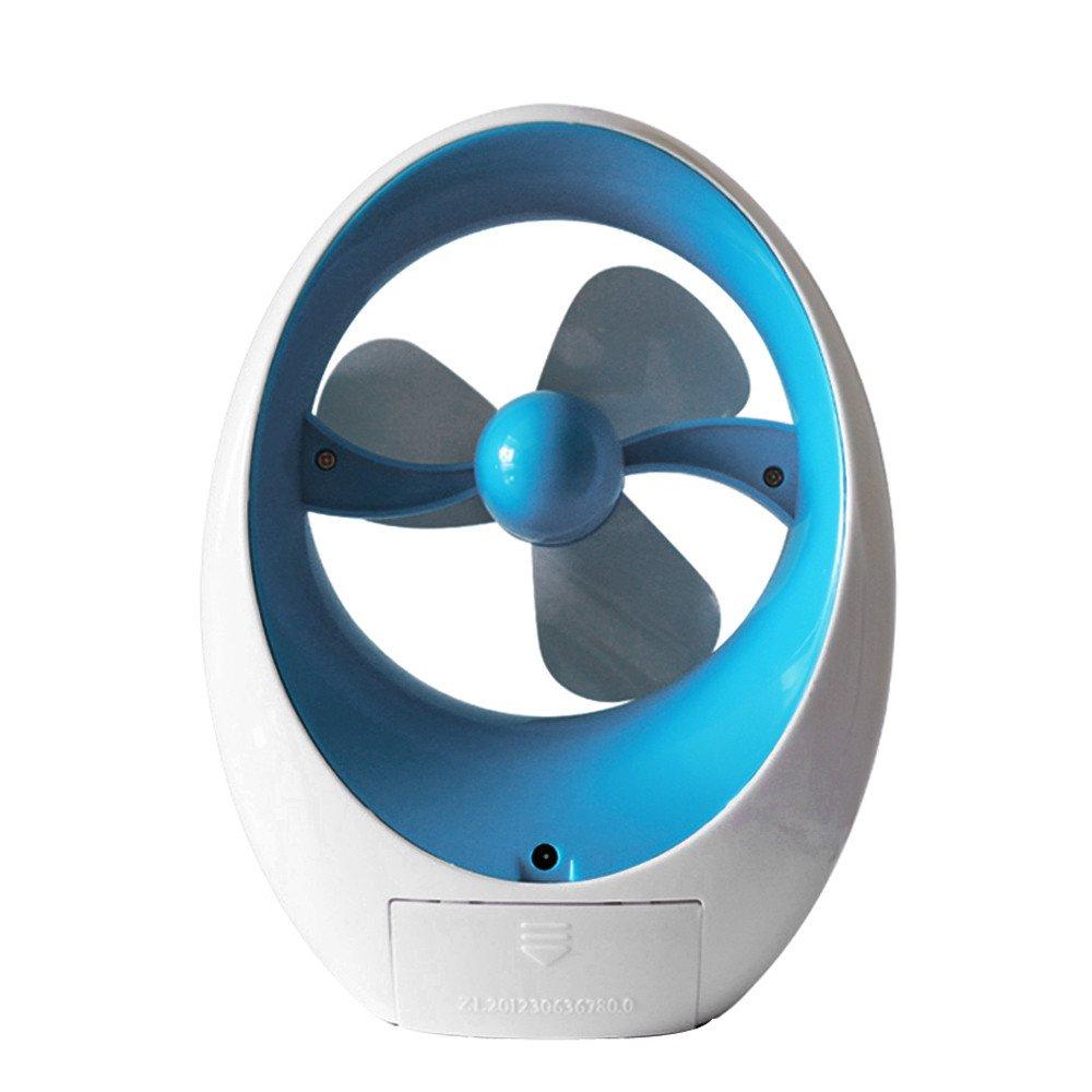 Ventilador USB,JiaMeng Mini Ventilador de Aire portátil ...