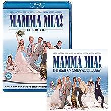 Mamma Mia! - Movie and Soundtrack Bundling - Blu-ray and CD