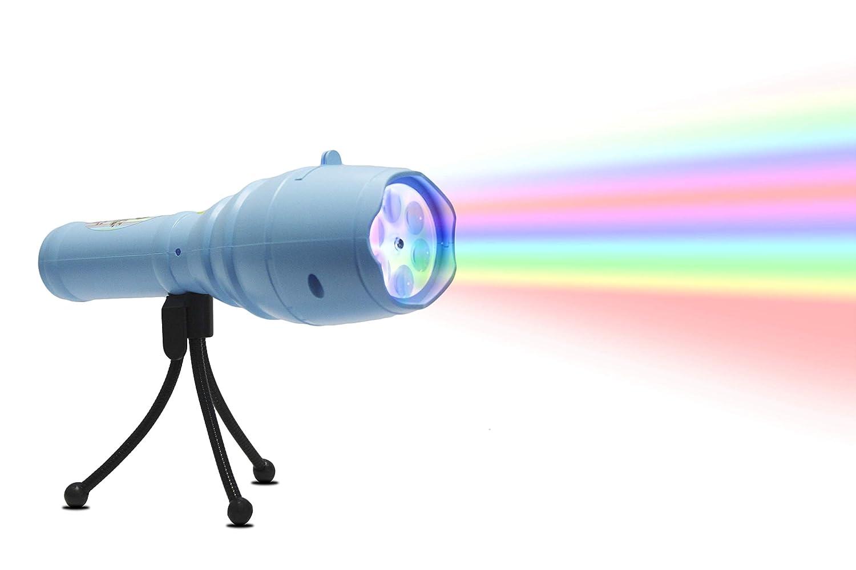 Proyector De Luces De Navidad, Linterna LED Portátil con 12 ...