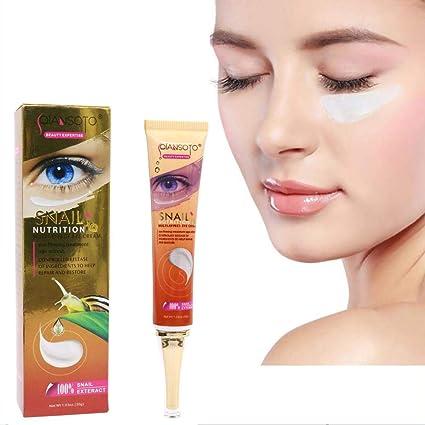 Eye Cream For Lines And Wrinkles Dark Circles Snail Repair Eye