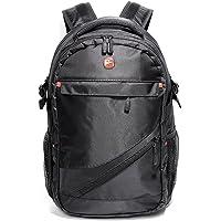 瑞士军刀 时尚双肩包 休闲旅行包 笔记本电脑包背包 SA006-1# (黑色)