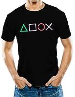 Universal Apparel Men's Playstation Gamer T-Shirt
