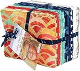 Pat Sloan Sunday Drive Batiks 26 Fat Quarters Moda Fabrics 43076AB