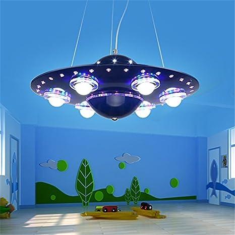 malovecf - Lámpara de techo regulable con mando a distancia ...