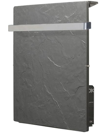 Radiador eléctrico para toallas cuadrado inercia Touch valderoma 800 W