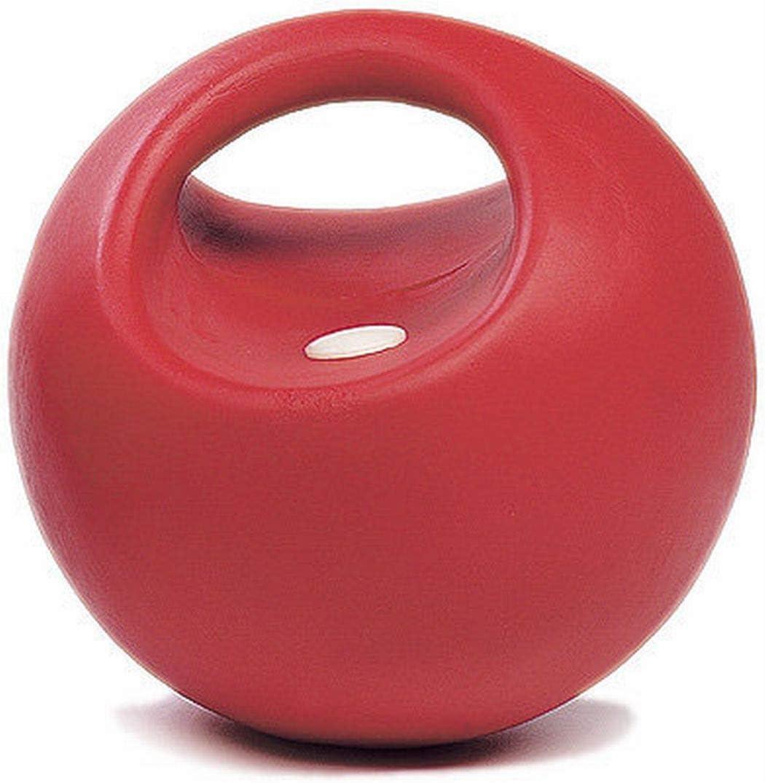 United Sportproducts 17254 - Pelota de Juegos con asa, Color Rojo