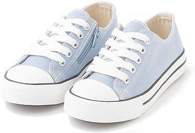 Zapatillas de Lona Unisex TEX Tallas 25 a 30